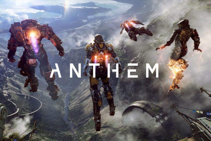 Anthem - upcoming video game