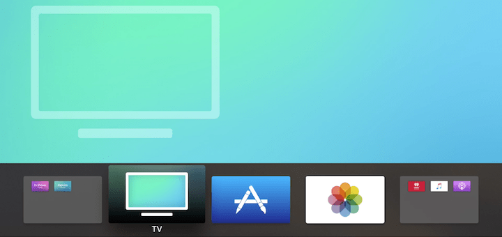 "Apple ""TV"" app"