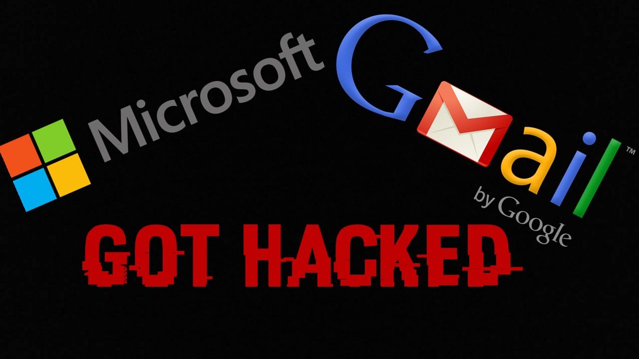 Microsoft Gmail Got Hacked