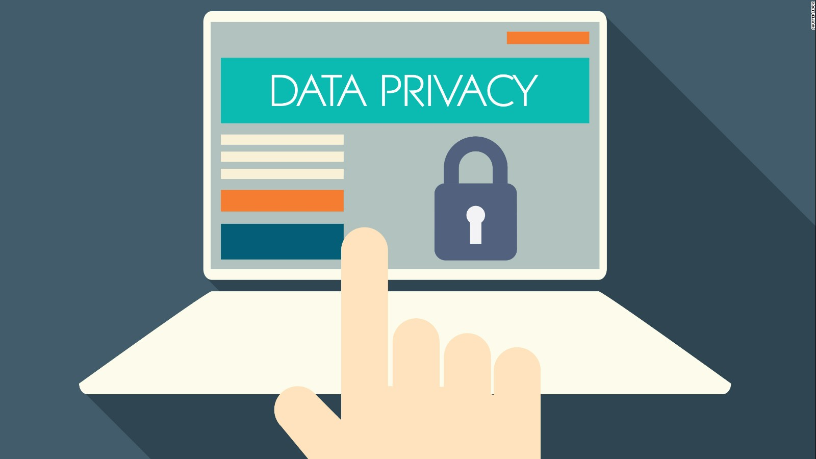 user data privacy