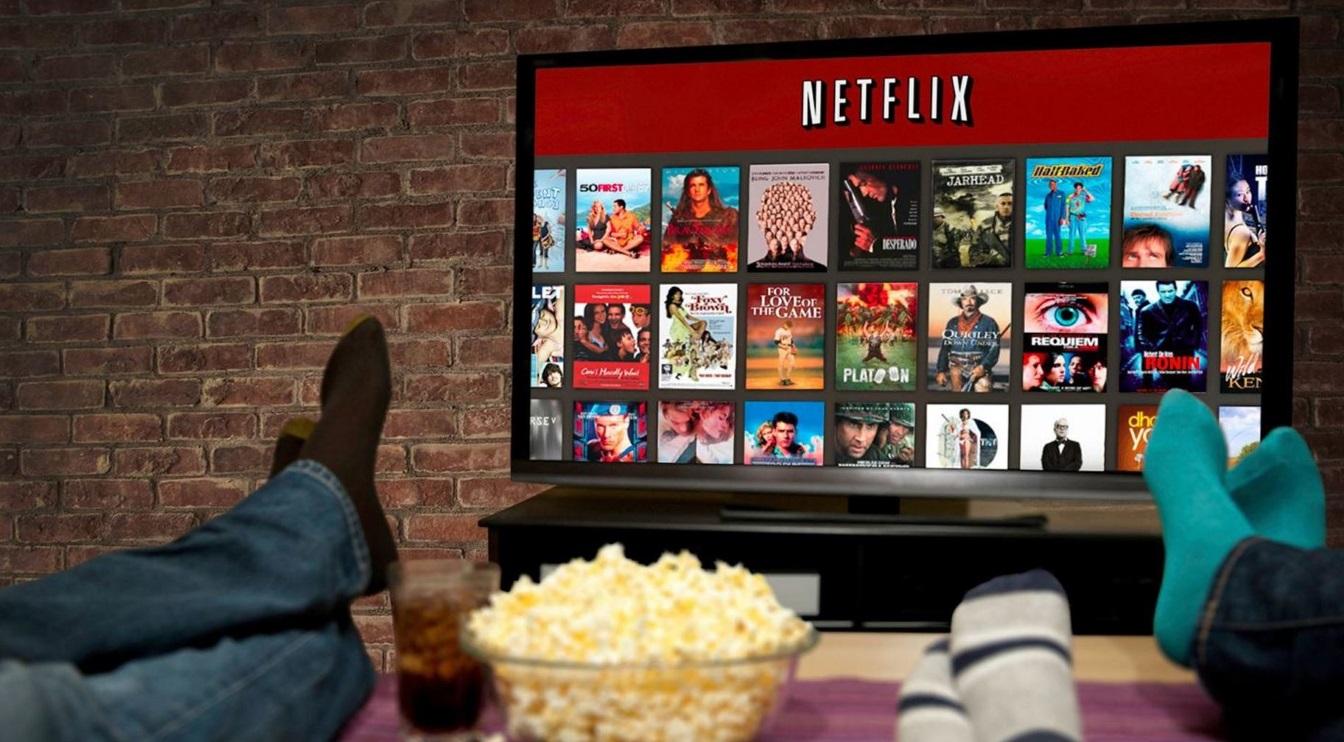 Netflix is the TV streaming leader