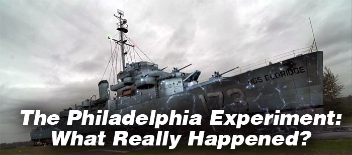 philadelphia experiment what actually happened