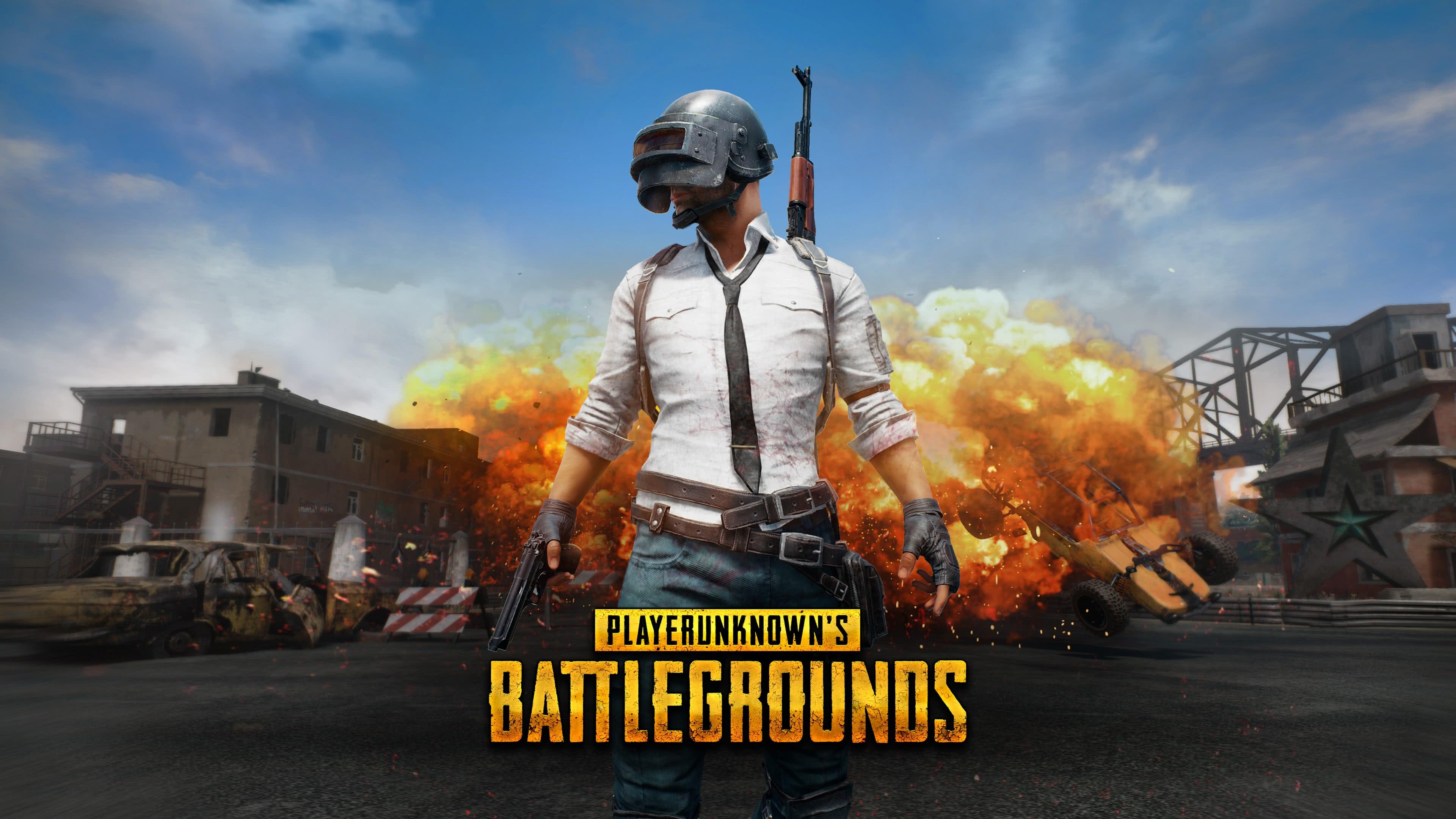 PUBG (PlayerUnknown's Battlegrounds)