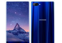 The Doogee Mix Smartphone