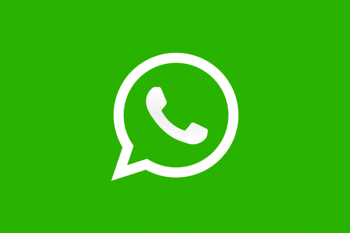A message crashes WhatsApp