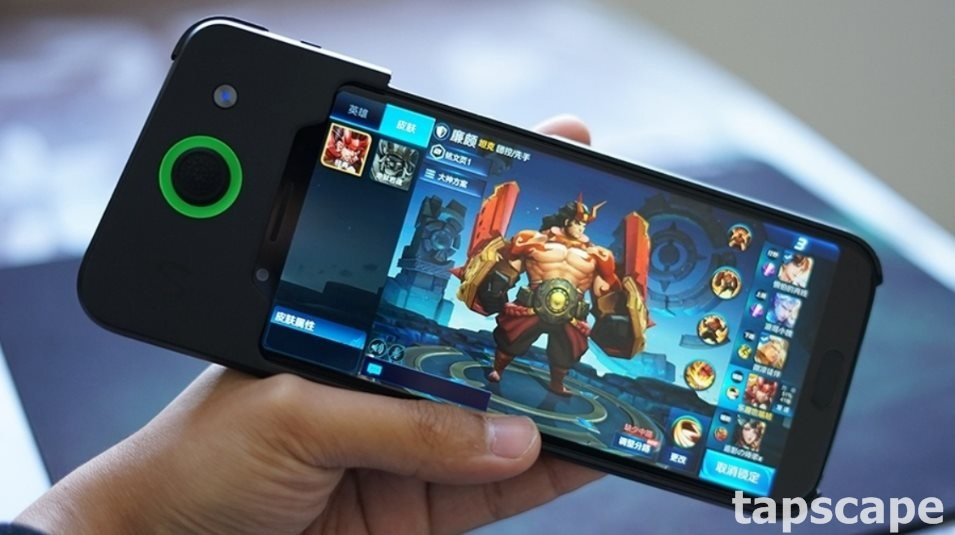 Xiaomi Black Shark First Gaming Smartphone