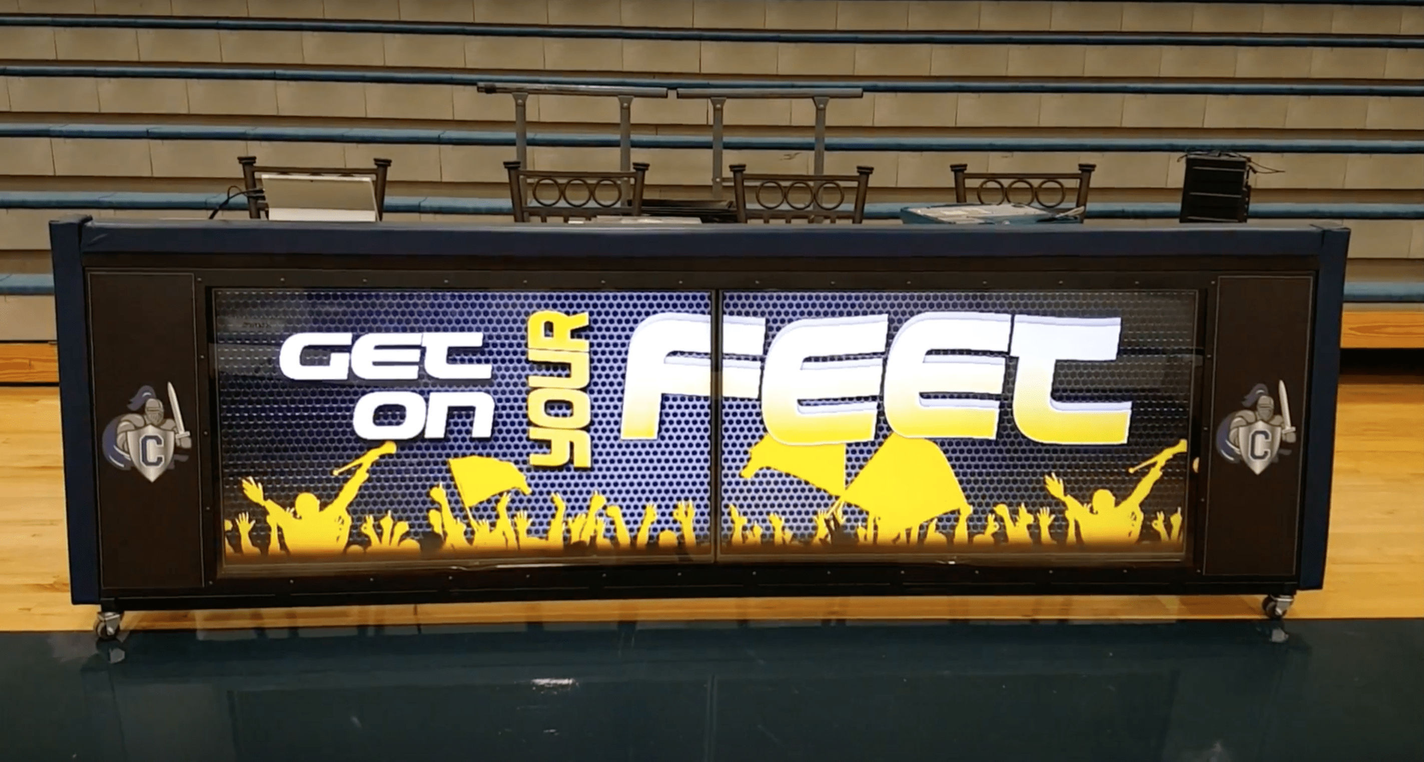 Sideline Interactive's Digital Scoreboards