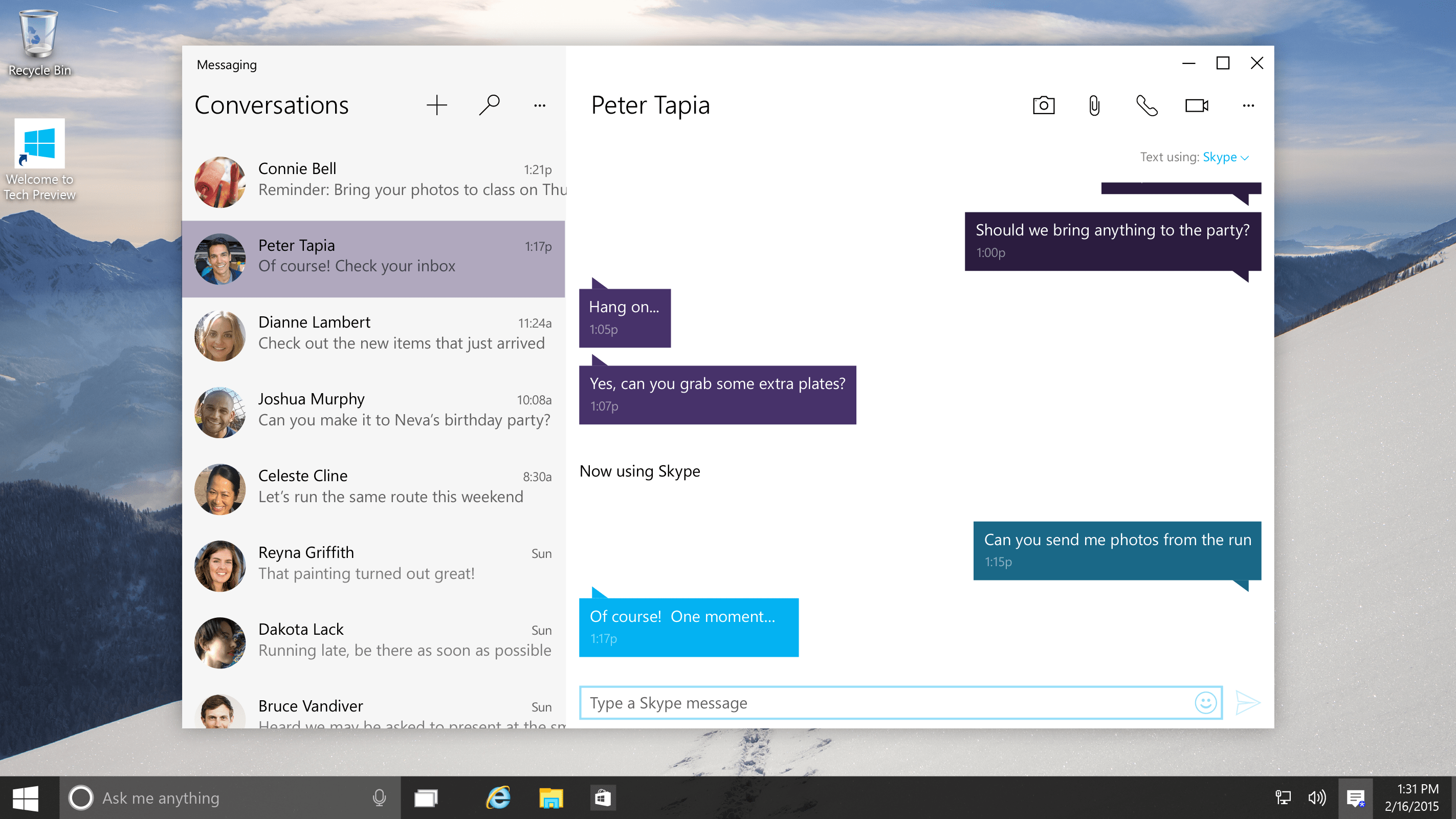 Windows-10-Skype-Preview