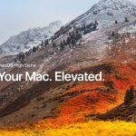 macOS High Sierra [For Representational purpose]