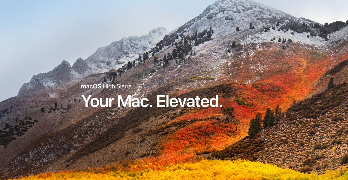 Apple announces macOS 10.14, codenamed
