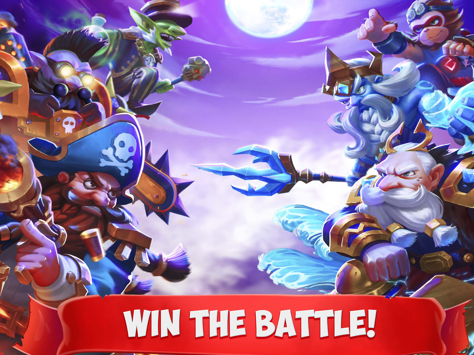 Epic Summoners Monsters War Game