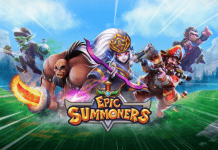 Epic Summoners Monsters War Image
