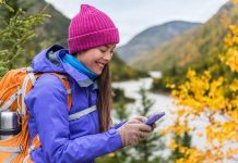 5 Smarphone App Hiking