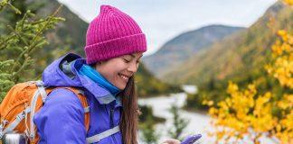 5 Smarphone App Hiking