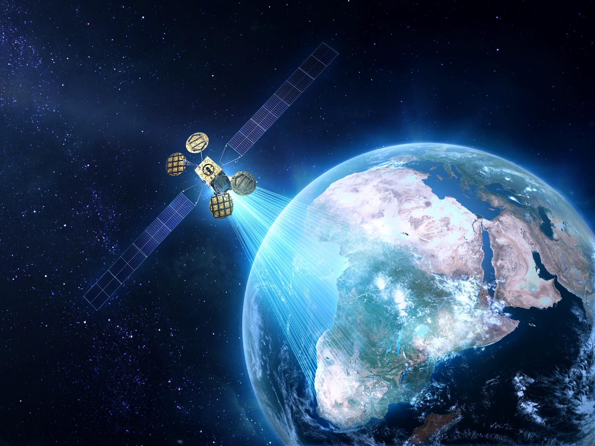 Facebook confirms it's taking on SpaceX with its own 'Athena' internet satellite