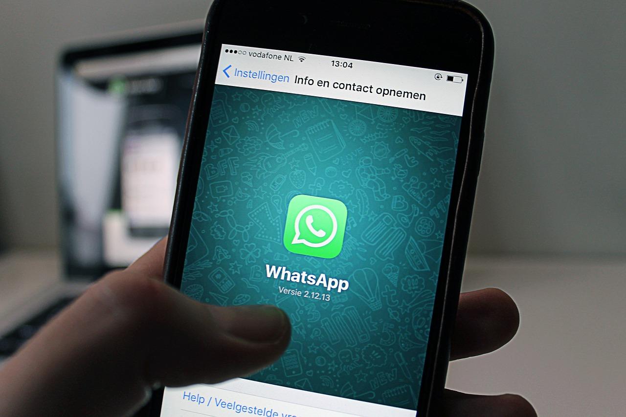 Use WhatsApp