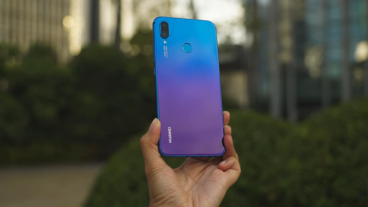 Huawei Nova 3i Goes Out Of Stock In Egypt Case