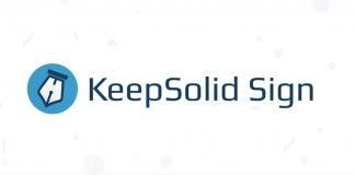 KeepSolid Sign App