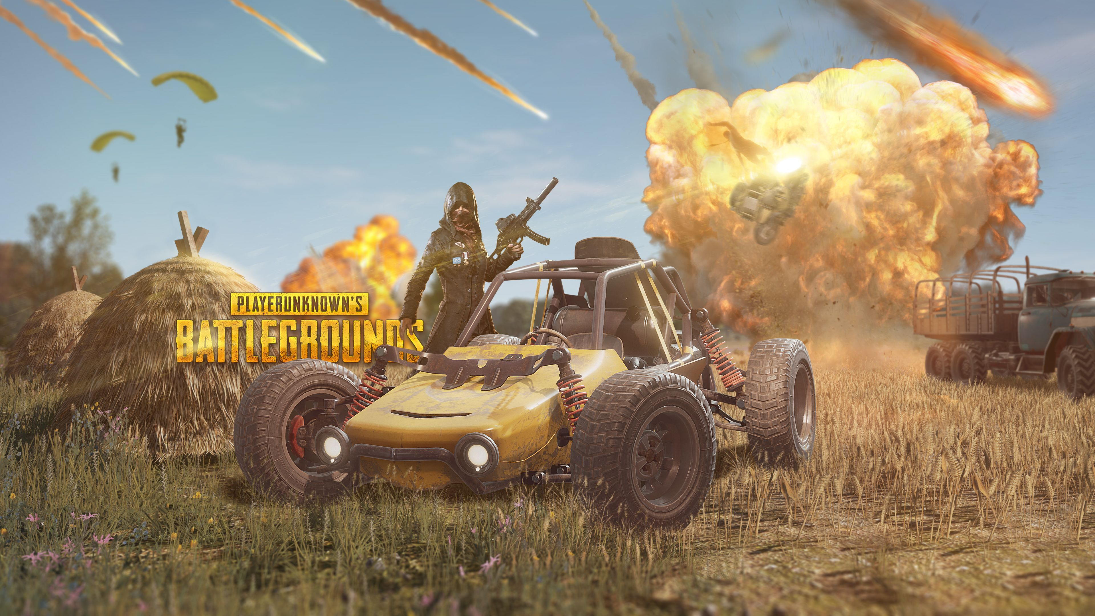 Unknown Facts About Pubg Playerunknown S Battlegrounds Game