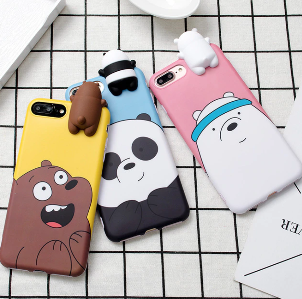3D Cute Cartoon Case