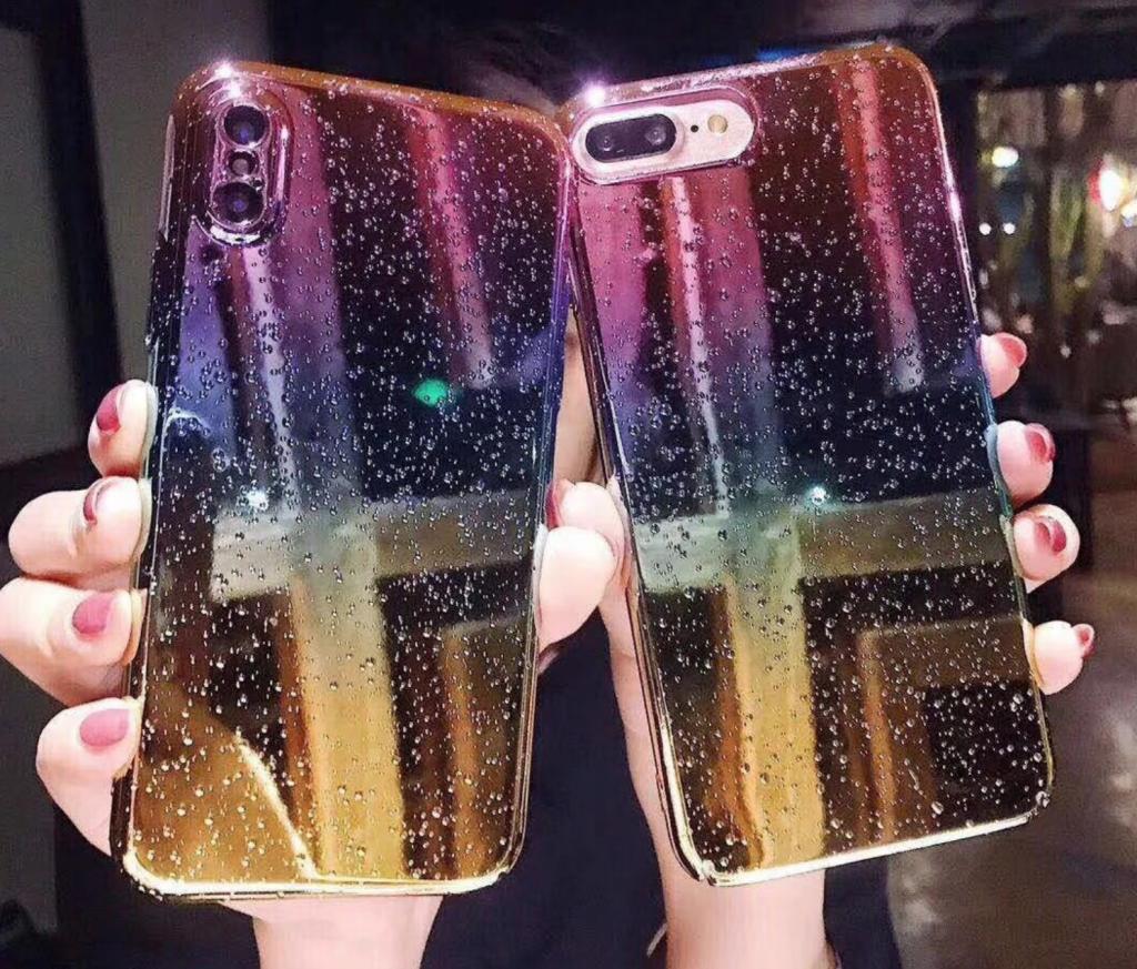Mirror Glitter Case