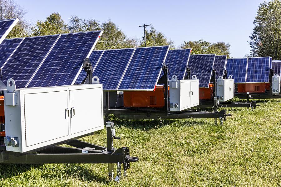 Portable Solar Generator