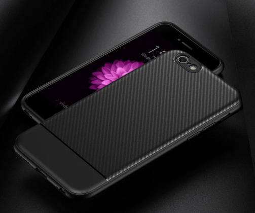 Thin Carbon Fiber Case Both Sides