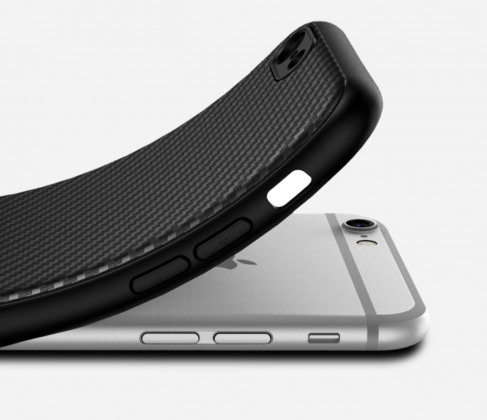 Thin Carbon Fiber Case Flexible
