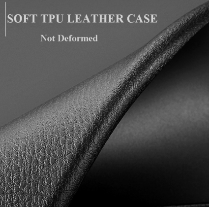 Ultra Thin Soft Leather Case Sides