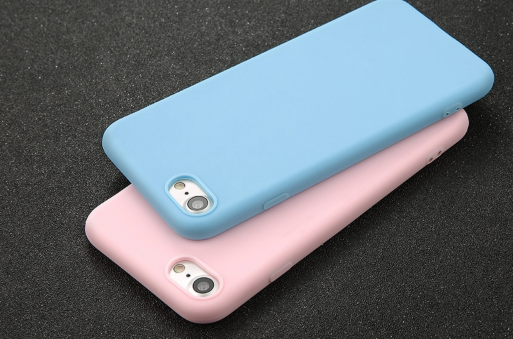 Simple Ultra Thin Soft TPU Case