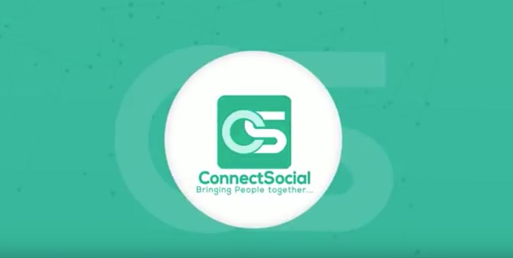 ConnectSocial app