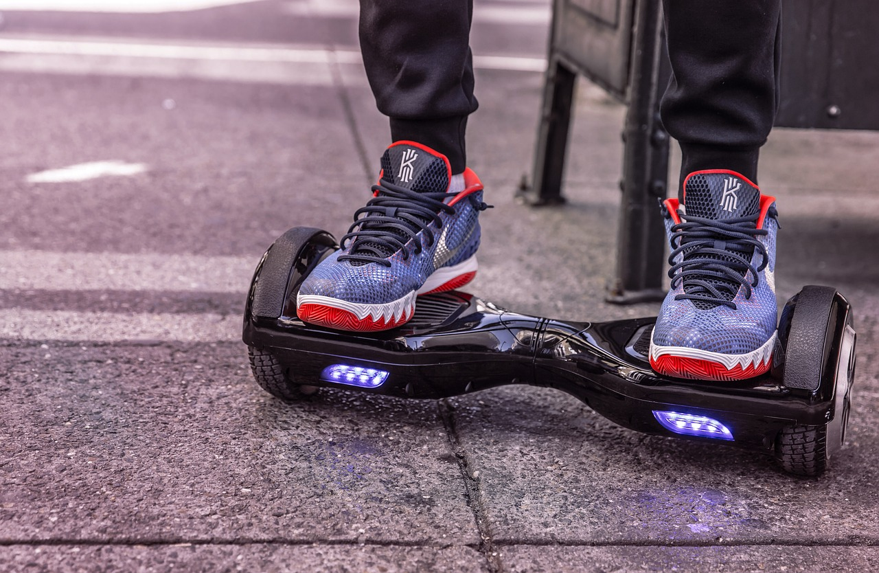 purchasing a Hoverboard