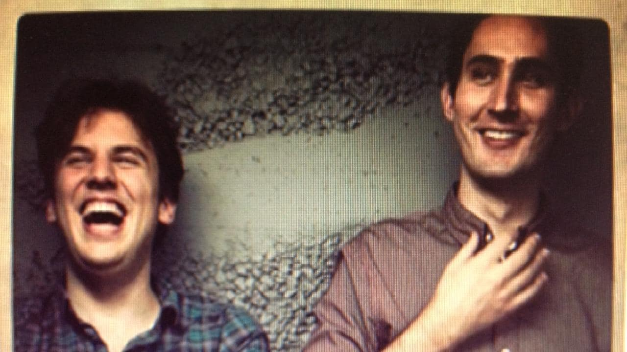 Instagram co-founders Mike Krieger (left) and Kevin Systrom (right)