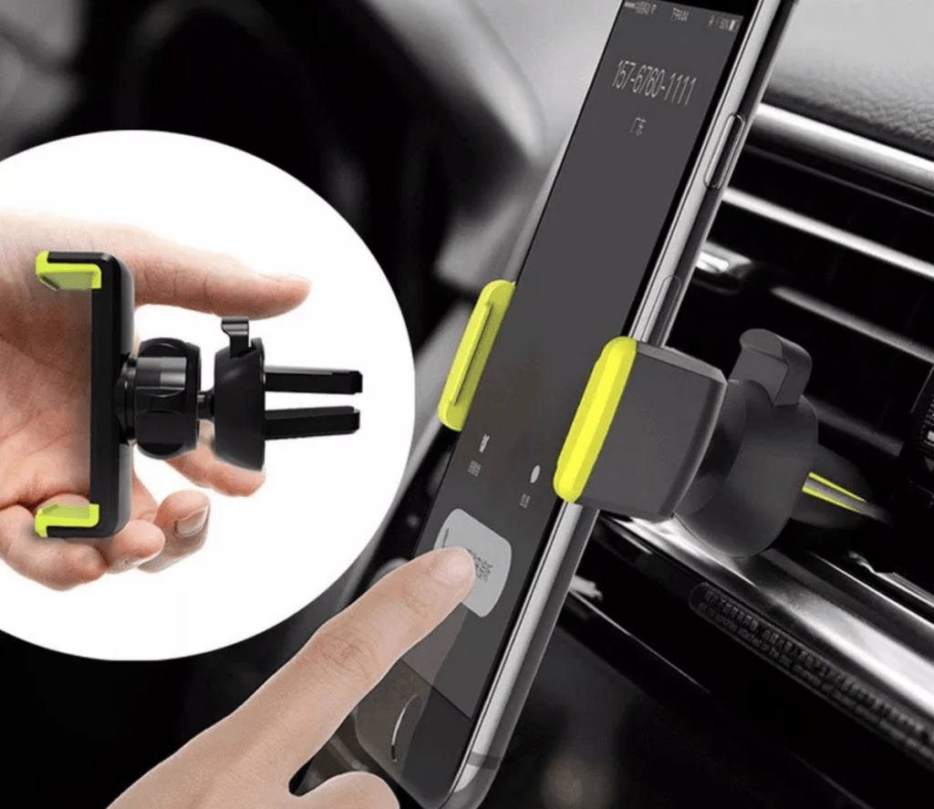 Best 360 Degree Air Vent iPhone Xs, iPhone XR, and iPhone Xs Max Car Mount