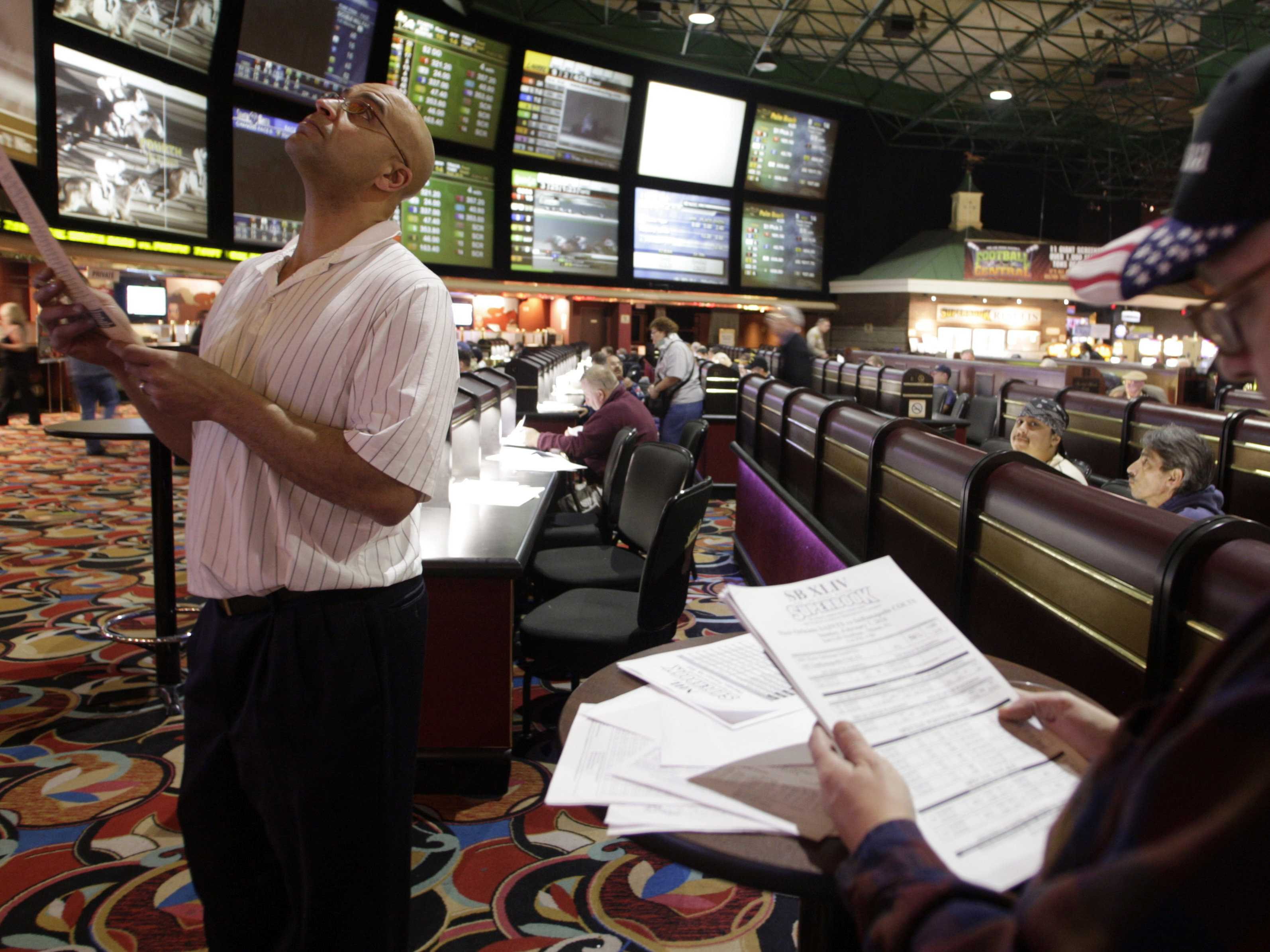 Bookies are free