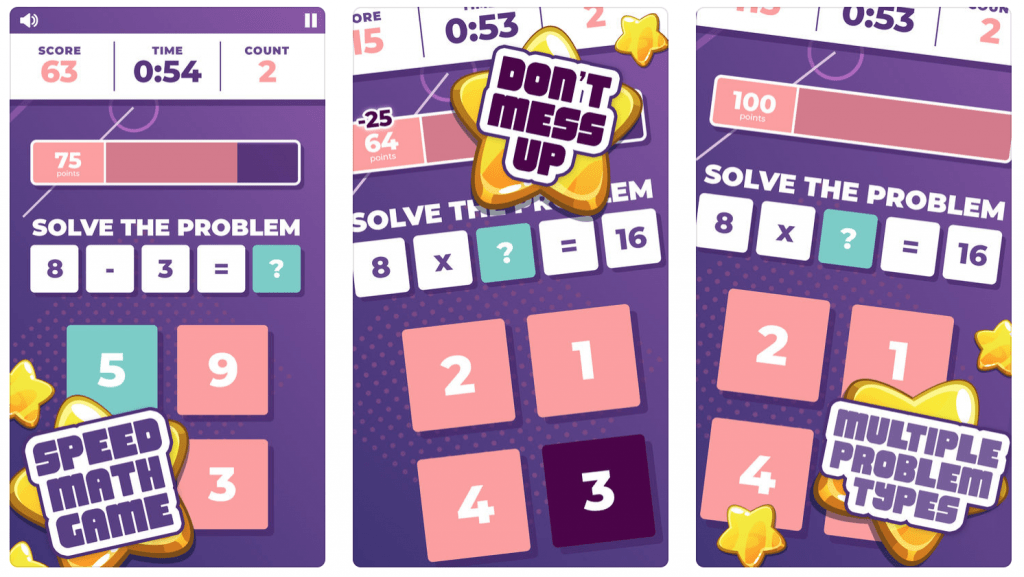 Math GURU Screenshot 1
