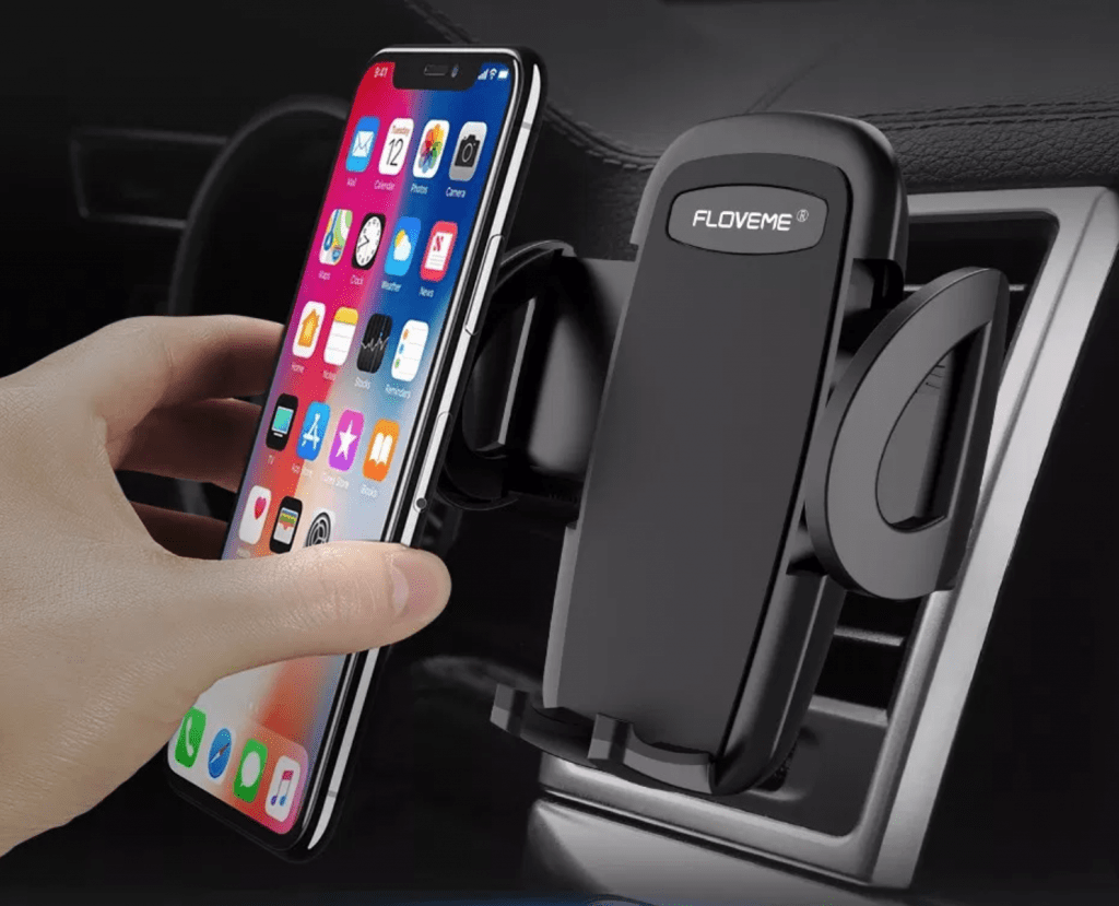 Best Universal Air Vent iPhone Xs, iPhone XR, and iPhone Xs Max Car Mount