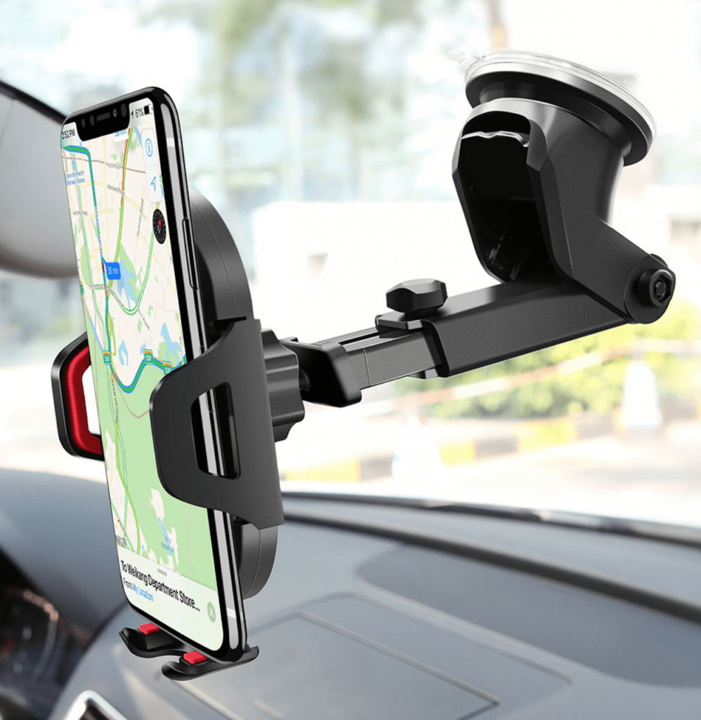 Best Windshield iPhone Xs, iPhone XR, and iPhone Xs Max Car Mount