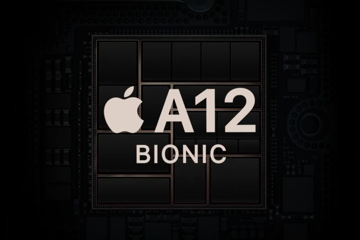 A12 Bionic Chip