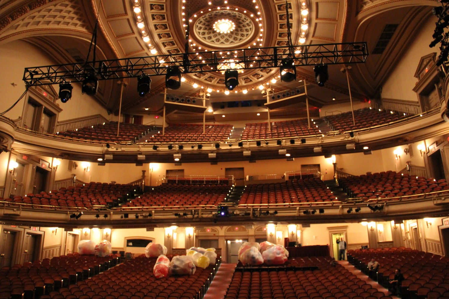 Howard Gilman Opera House, New York