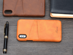 iPhone Xs Max Card Holder Case