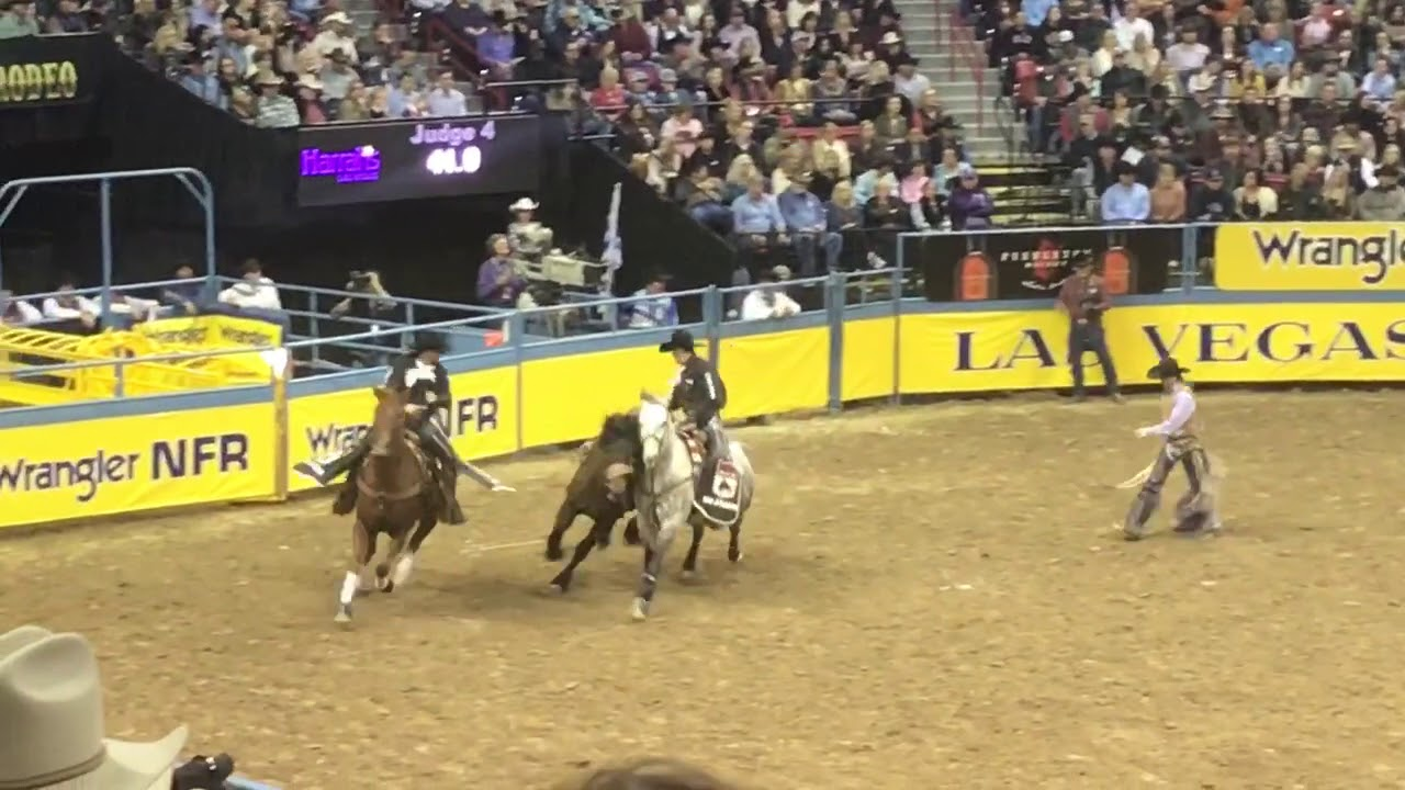 How to Watch the 2018 Wrangler National Finals Rodeo
