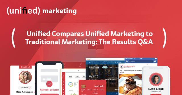 Unified Marketing