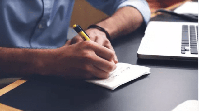 Write With No Plagiarism