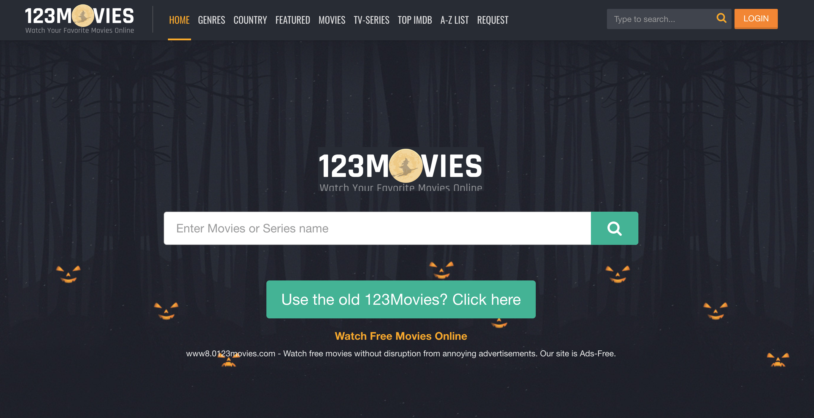 watch streamed movies free