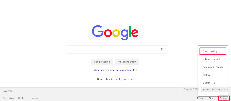 Google Search Secrets Alternative Languages