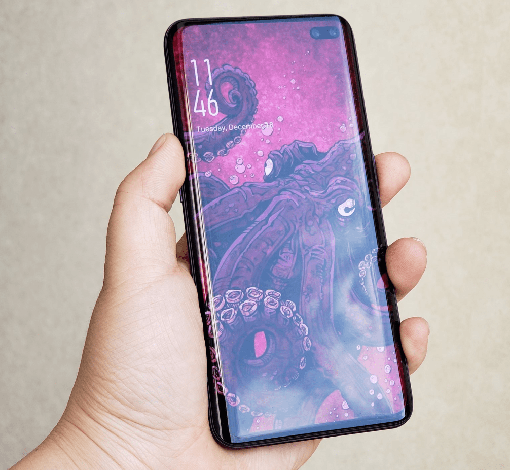 Samsung Galaxy S10+ Leaked
