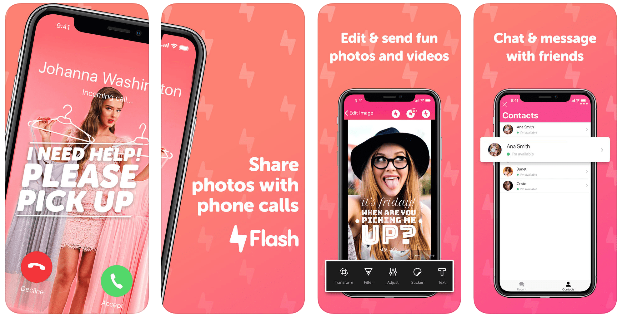 Screen Shot of Flash