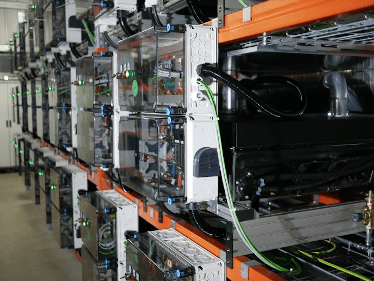 The importance of batterystorage units: