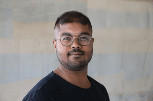 Somdip Dey, developer of QR authentication system